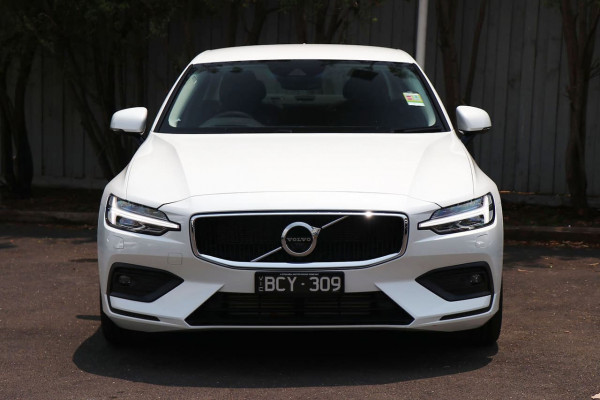 2019 Volvo S60 (No Series) MY20 T5 Momentum Sedan Image 4