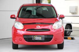 2011 Nissan Micra K13 ST-L Hatch Image 2