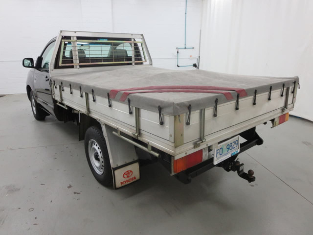 2007 Toyota HiLux Workmate Single cab chassis