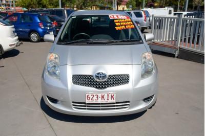 2007 Toyota Yaris NCP91R YRS Hatchback Image 4