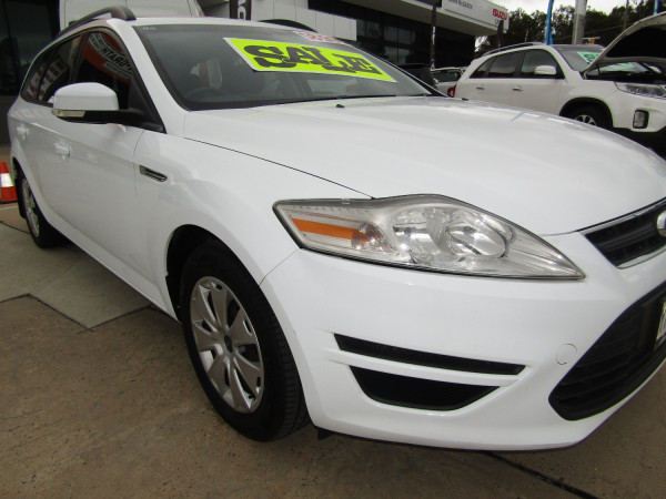 2011 Ford Mondeo MC LX T Wagon
