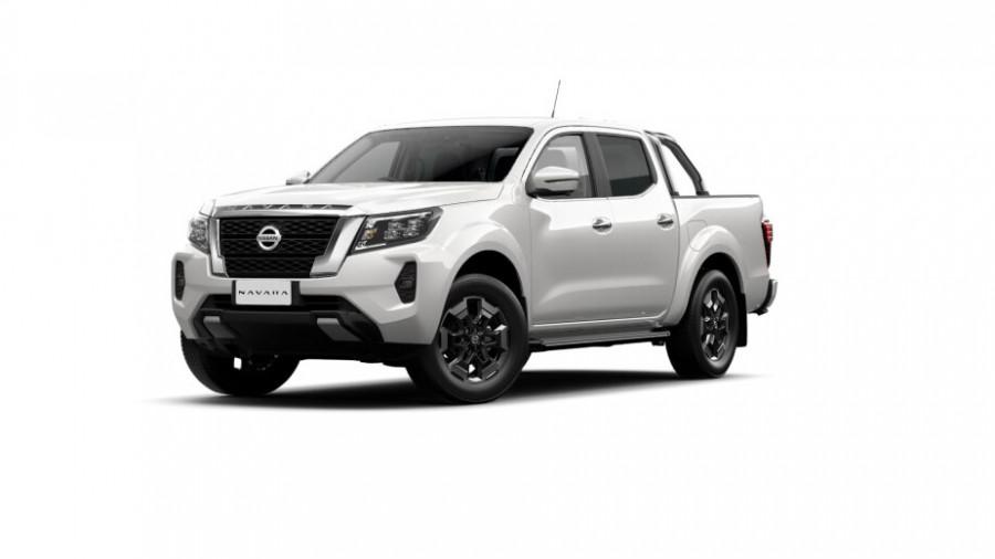 2021 Nissan Navara D23 Dual Cab ST-X Pick Up 4x4 Other Image 1