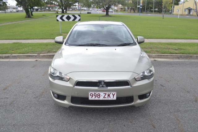 2009 Mitsubishi Lancer VR
