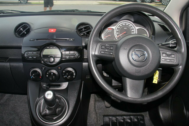 2013 Mazda 2 DE Series 2 Neo Hatchback
