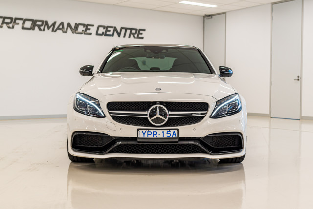 2016 MY07 Mercedes-Benz C-class W205  C63 AMG S Sedan Image 2