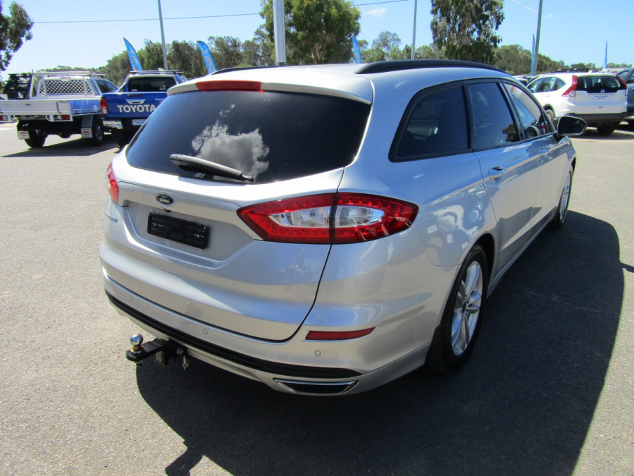 2016 Ford Mondeo MD AMBIENTE Wagon Image 7