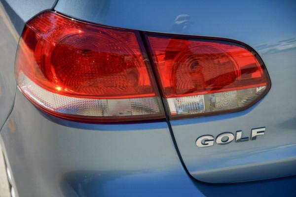 2009 Volkswagen Golf VI 103TDI DSG Comfortline Hatchback Image 5