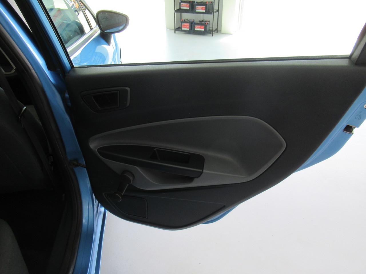 2009 Ford Fiesta WS CL Hatchback Image 20