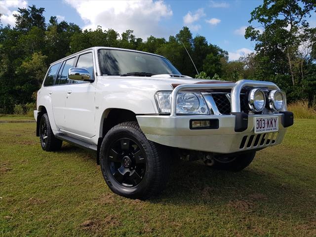 Nissan Patrol ST GU 5
