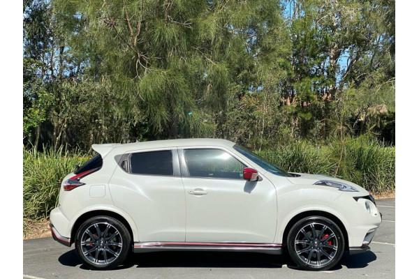 2018 Nissan Juke F15 MY18 Nismo RS (AWD) Suv Image 2