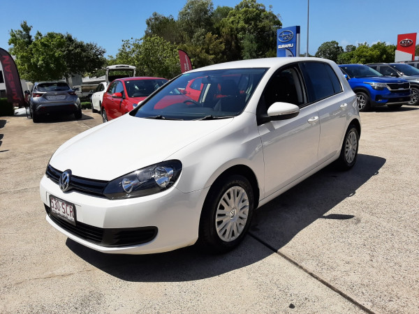 2011 MY12 Volkswagen Golf VI  77TSI Hatchback