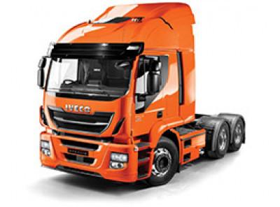 New IVECO Stralis