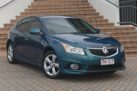 Holden Cruze SRi Vehicle Description. JH  II MY12 SRI HATCH 5DR SA 6SP 1.4T