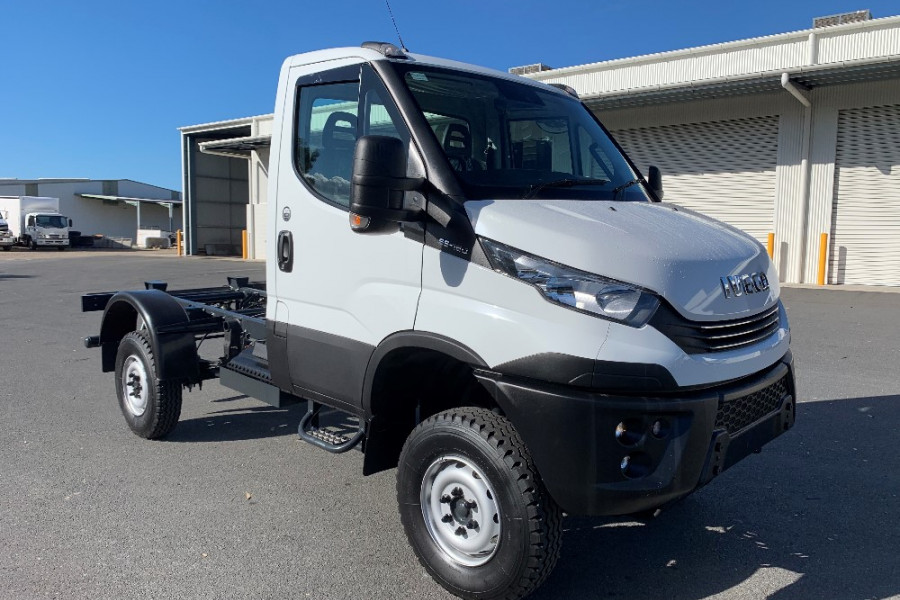 2020 Iveco Daily 55S17W Cab chassis