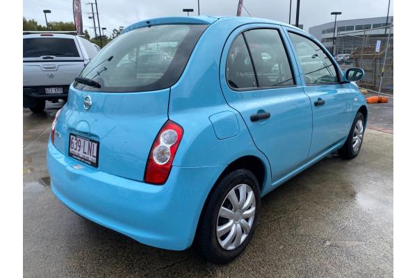 2009 Nissan Micra K12 Hatchback Image 5