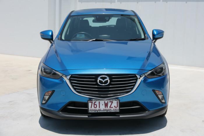 2016 Mazda CX-3 DK2W7A sTouring Suv Image 1