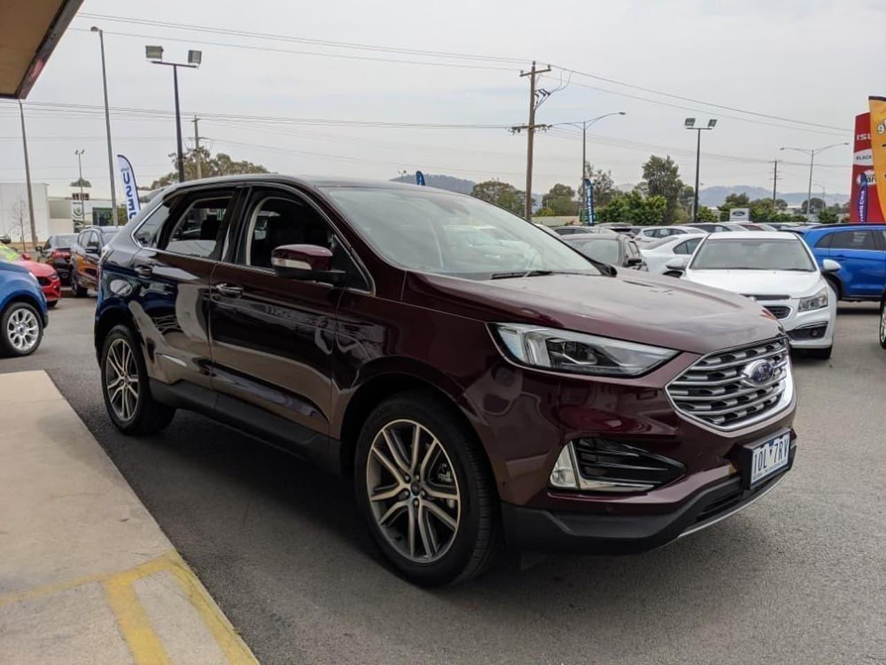 2018 MY19 Ford Endura CA 2019MY TITANIUM Suv
