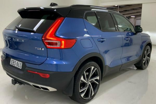 2019 Volvo XC40 536 MY19 T5 R-Design (AWD) Suv Image 4