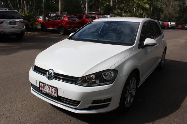 2016 MY17 Volkswagen Golf Hatchback