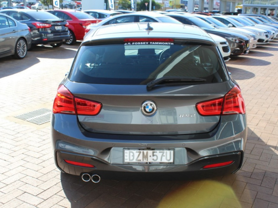 2017 BMW 125i F20 LCI M M Sport Hatchback
