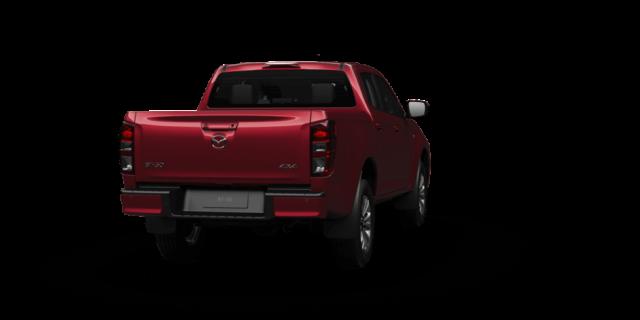 2020 MY21 Mazda BT-50 TF XT 4x4 Pickup Utility Image 14