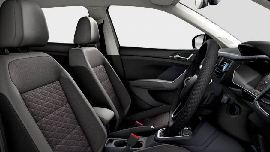 2021 Volkswagen T-Cross C1 85TSI Style Wagon Image 9