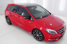 Mercedes-Benz B200 Cdi BlueEFFICIENCY W246