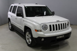 Jeep Patriot MK MY15