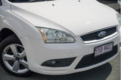 2008 Ford Focus LT LX Sedan Image 3
