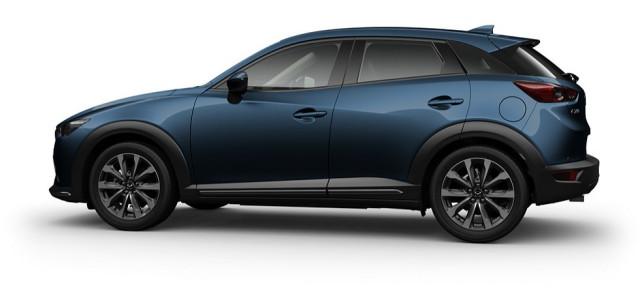 2021 MY0  Mazda CX-3 DK sTouring Suv Mobile Image 20