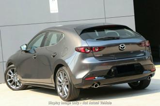 2020 Mazda 3 BP G20 Touring Hatch Hatchback Image 3