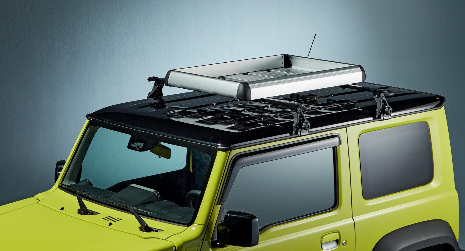 Jimny - Cargo Tray