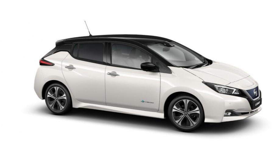 2020 Nissan LEAF ZE1 LEAF Hatchback Image 10