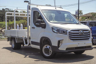 LDV Deliver 9 Cab Chassis