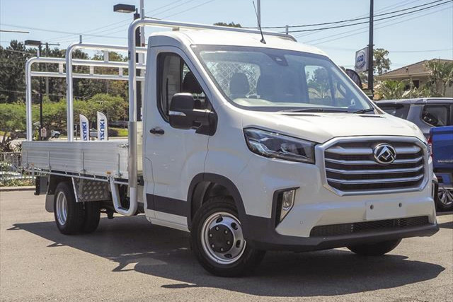 2020 LDV Deliver 9 Cab Chassis
