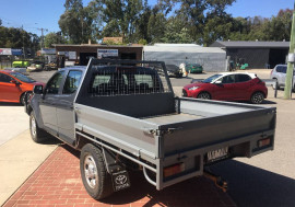 2017 Holden Colorado RG MY17 LS (4X4) Crew cab p/up