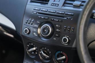 2012 Mazda 3 BL Series 2 MY13 Maxx Sport Hatchback