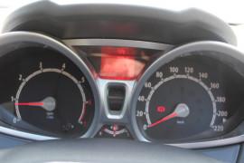 2011 Ford Fiesta WS Zetec Hatchback