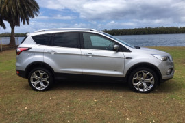 2018 MY18.75 Ford Escape ZG Titanium AWD Sedan Image 2