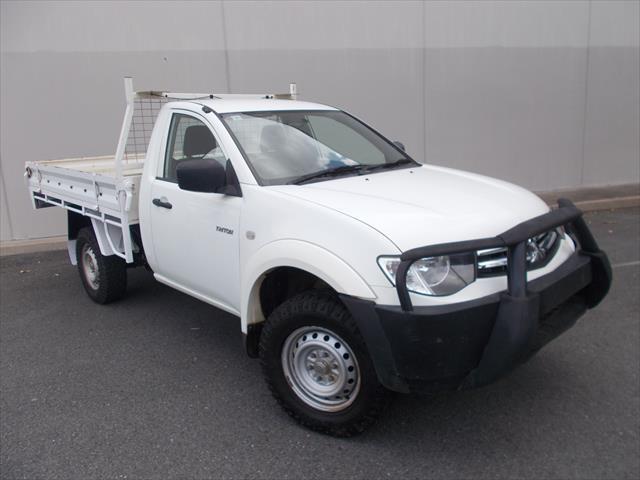Mitsubishi Triton GLX MN