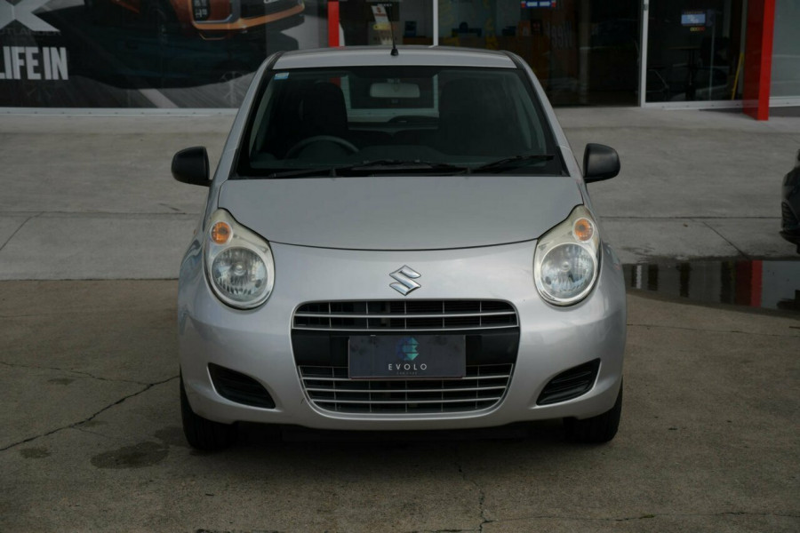 2010 Suzuki Alto GF GL Hatchback Image 5