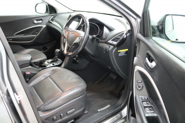 2014 Hyundai Santa Fe DM2 MY15 ELITE Suv Image 4
