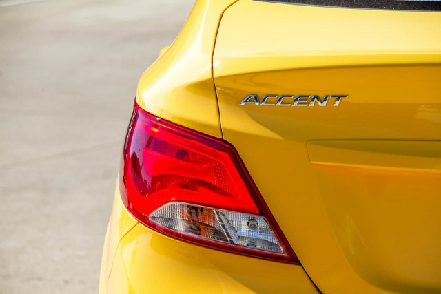 2018 Hyundai Accent RB6 MY18 Sport Sedan Image 17
