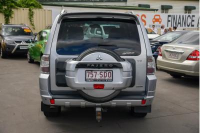 2011 Mitsubishi Pajero NT MY11 Exceed Suv Image 5