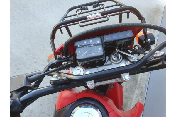 2016 Honda CTX200G U Motorcycle Image 4