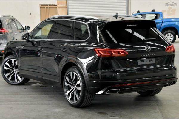 2020 MY21 Volkswagen Touareg CR V8 TDI R-Line Suv Image 2