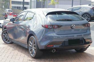 2021 MY20 Mazda 3 BP G20 Evolve Hatch Hatchback Image 3
