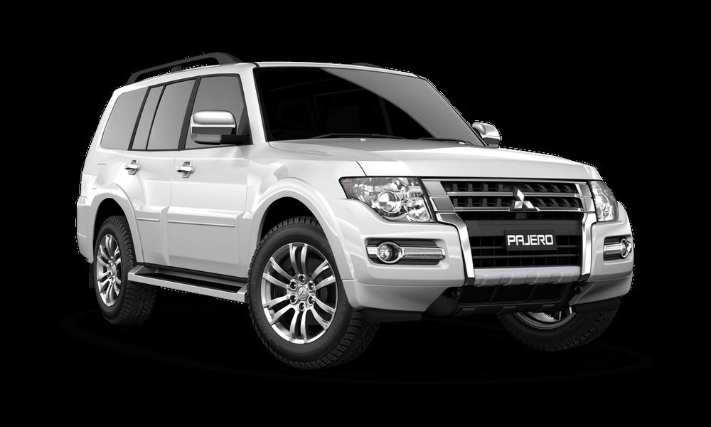 19MY PAJERO GLX 4WD DIESEL AUTO
