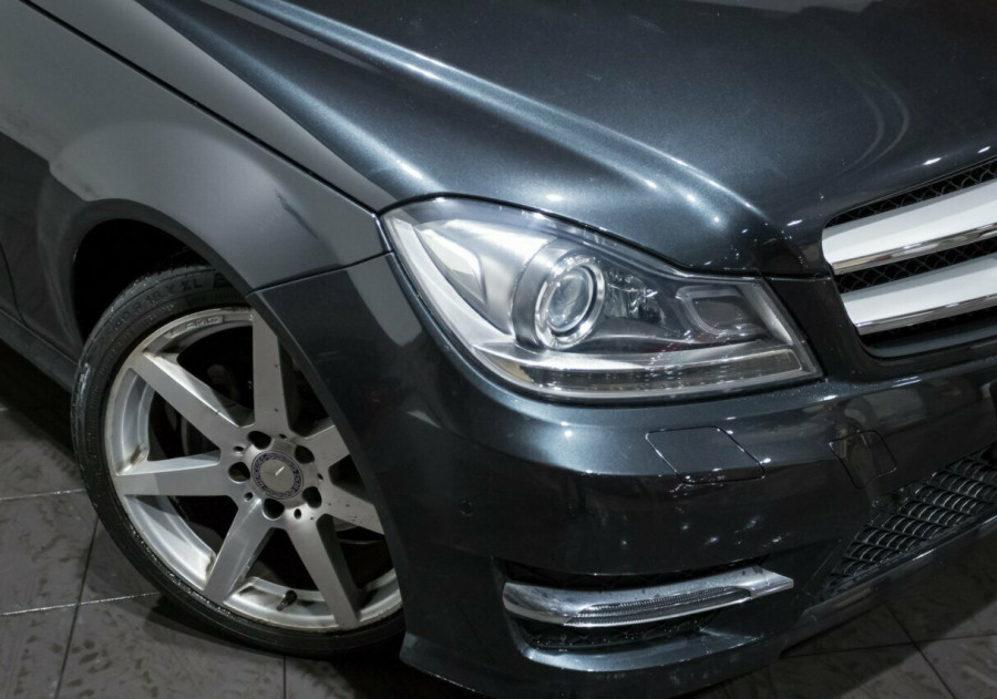 2013 Mercedes-Benz C250 C204 MY13 7G-Tronic + Coupe