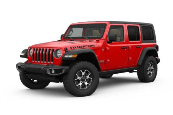 Jeep Wrangler Rubicon Unlimited JL